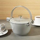 Crate & Barrel Staub ® Grey Tea Kettle