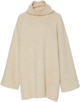 LAUREN MANOOGIAN Funnel Pullover Sweater