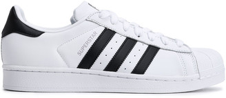 adidas Superstar Paneled Leather Sneakers