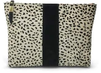 Kempton & Co. Cheetah Print Clutch