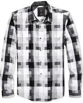 GUESS Men's Checked Shirt