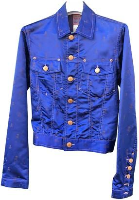 Jean Paul Gaultier Blue Denim - Jeans Jacket for Women Vintage