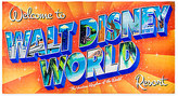 Disney Walt World Resort Beach Towel
