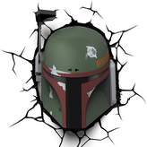 3D Light FX Star Wars 3D Wall Nightlight - Boba Fett