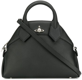 Vivienne Westwood Logo Top-Handle Tote