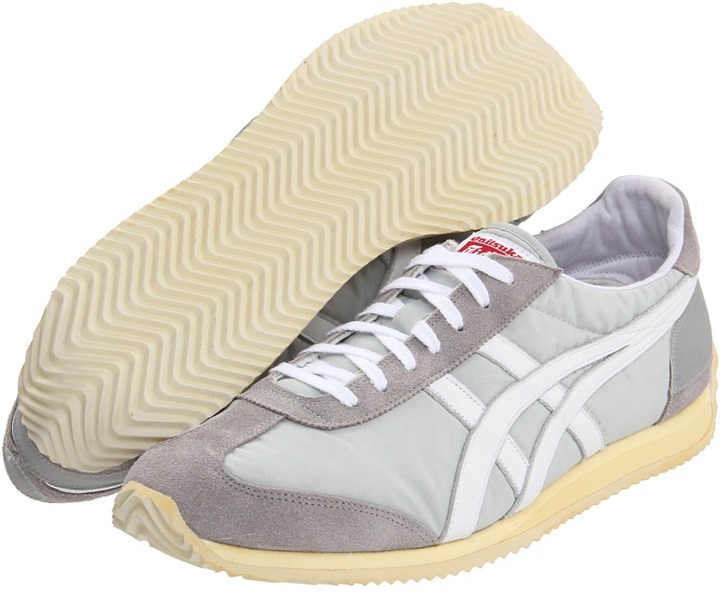 Onitsuka Tiger by Asics California 78 Vintage (Silver/White) - Footwear