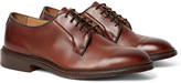 Tricker's - Robert Leather Derby Shoes