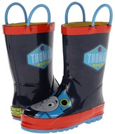 Western Chief Thomas Blue Engine Rainboot Boys Shoes