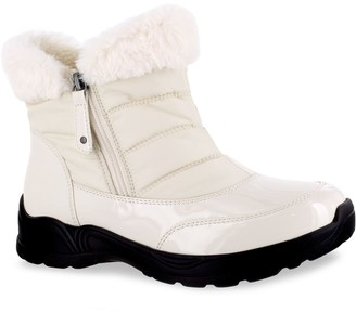 Easy Street Shoes Easy Dry Frosty Women's Waterproof Boots