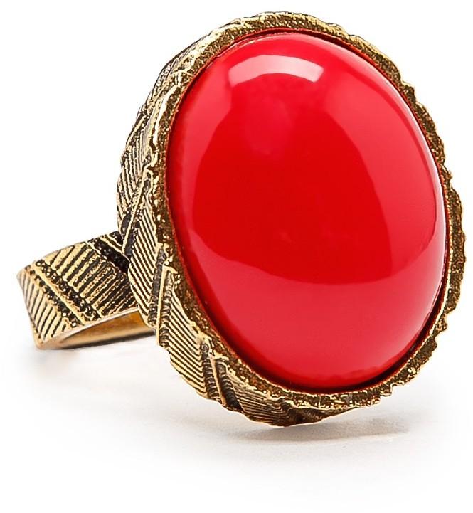MANGO Stone ring