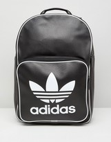 adidas Retro Backpack In Black