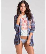 Billabong Junior's Outside Lines Stripe Lightweight Sweater