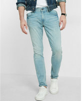 Express Skinny Fit Skinny Leg Performance Stretch Jeans