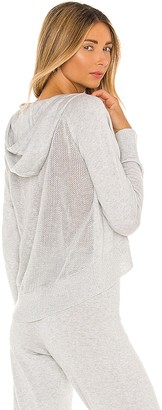 Lovers + Friends Harlen Hooded Sweater