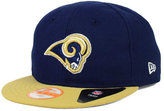New Era Babies' Los Angeles Rams My 1st 9FIFTY Snapback Cap