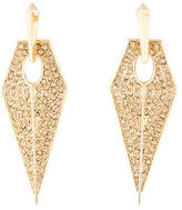 Rebecca Minkoff Crystal Drop Earrings