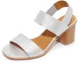 Coclico Bask Metallic Sandals