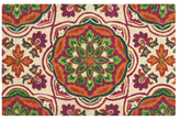 """Nourison Waverly Greetings """"Tapestry"""" Clay Doormat"""
