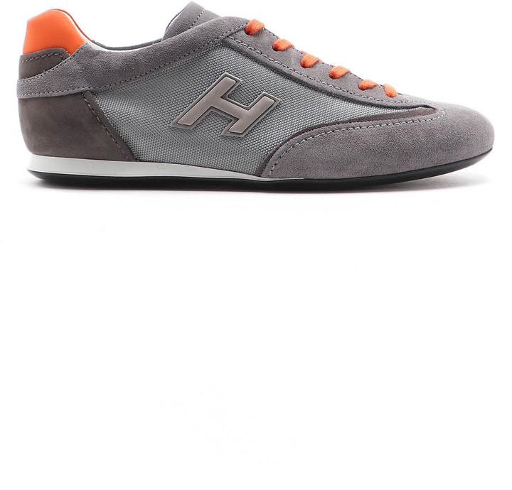 Hogan Olympia H Flock Sneaker - ShopStyle