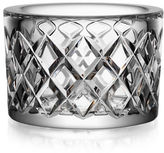Orrefors Legend Checkered Crystal Bowl