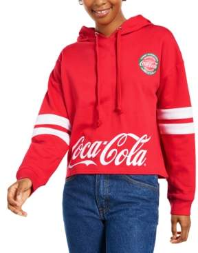 Freeze 24-7 7 7 Juniors' Coca-Cola Hoodie