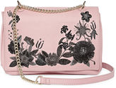 Asstd National Brand Embroidered Crossbody Bag