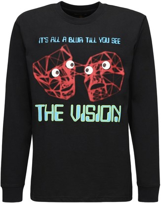 Vision Cotton Long Sleeve T-Shirt