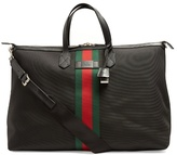 Gucci Web Technical-canvas Holdall