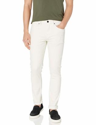 Hudson Men's Axl Skinny Fit 5 Pocket Twill Jean