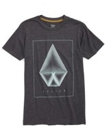 Volcom Boy's Concentric Graphic T-Shirt