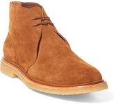 Polo Ralph Lauren Karlyle Suede Chukka Boot