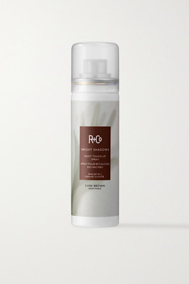 R+CO RCo - Bright Shadows Root Touch-up Spray - Dark Brown, 59ml