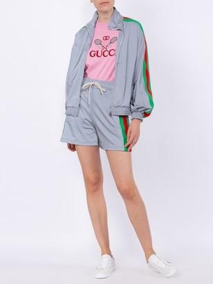 Gucci Web Striped Track Jacket
