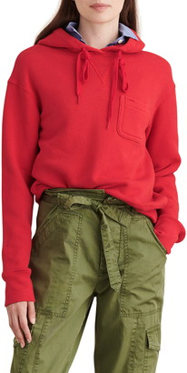 Alex Mill Pocket Hooded Sweatshirt