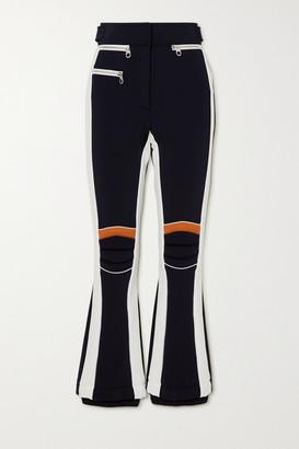 Chloé + Fusalp Paneled Bootcut Ski Pants - Navy