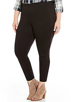 Jessica Simpson Plus Sandra Ponte Skinny Pant