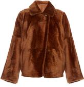 Max Mara Cluny reversible jacket