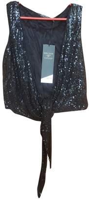 Kate Moss For Topshop \N Black Glitter Jackets