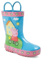 Peppa Pig Kids' Big Splash Rain Boots