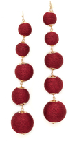 Shashi Lydia Ball Earrings