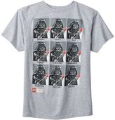 Lego Boys 4-7 Star Wars Darth Vader Feelings Tee