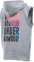 Under Armour Girls' UA Favorite Fleece Vest