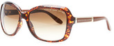 Marc by Marc Jacobs Round Plastic Sunglasses