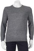Apt. 9 Men's Modern-Fit Solid Merino Crewneck Sweater