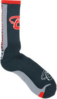For Bare Feet Arizona Diamondbacks Jump Key Curve Sock