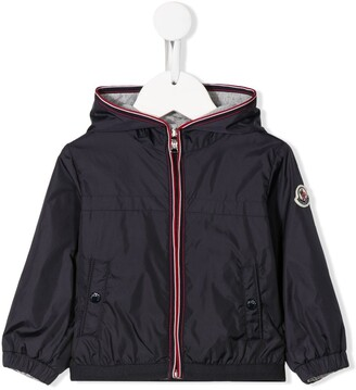 Moncler Enfant Anton hooded jacket