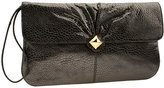 Franchi 'Linda Tiro' Pleated Flap Clutch