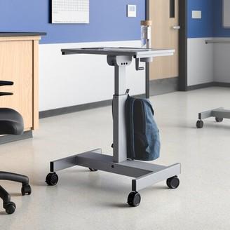 Luxor Laminate Adjustable Height Standing Desk
