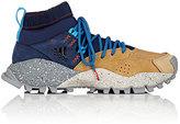 adidas Women's Women's Seeulater Mid-Top Sneakers-TAN, NAVY, NO COLOR