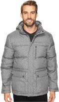 Kenneth Cole New York Men's Novelty Down Jacket